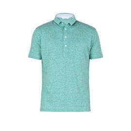 COAST SOCIETY SCOTT Green Polo Shirt