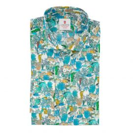 CORDONE 1956 Bora Bora Cotton Limited Edition Shirt