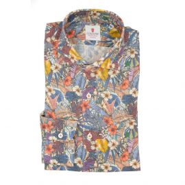 CORDONE 1956 Los Angeles Linen Limited Edition Shirt