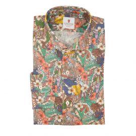 CORDONE 1956 San Francisco Linen Limited Edition Shirt