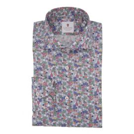 CORDONE 1956 Warhol White Limited Edition Shirt