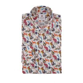 CORDONE 1956 Wonderland White Limited Edition Shirt