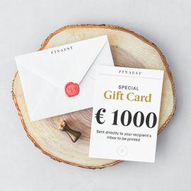 GIFT CARD 1000€