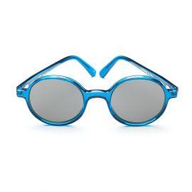 REUNION Blue Azure Frame with Grey Lenses
