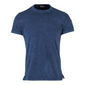LIMITED EDITION Blue Jersey Cotton T-Shirt
