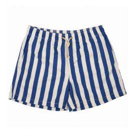 RIPA RIPA Paraggi Blue Printed Swim Shorts
