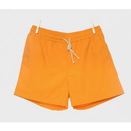 RIPA RIPA Yellow Saffron Printed Swim Shorts
