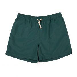 RIPA RIPA Pino Green Brushed-Canvas Swim Shorts