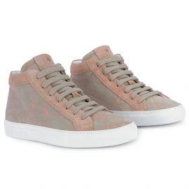 VENUS Pink High Top Sneakers