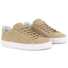WHITE DESERT Beige Low Top Sneakers