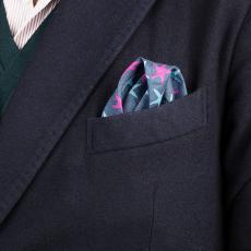 STAR Pure Linen Handkerchief