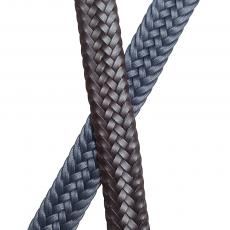ELEGANT REVERSIBLE Brown&Blue handwoven leather belt