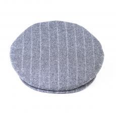 JOCKEY CAP Pinstripe Grey