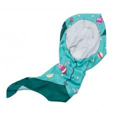 THE BALLOON 100% Silk Twill Scarf