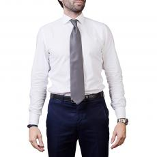 Iron Woven Silk 7 Fold Tie