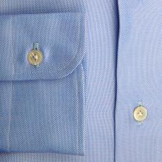 OXFORD Azure Cotton Shirt