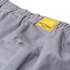 POPELINE Grey Boxer Shorts