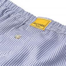 POPELINE Azure Big Checks Boxer Shorts