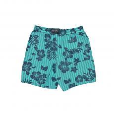 HONOLULU Mid-Length Swim Shorts