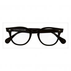 TOSCANI LARGE Black Acetate Frame