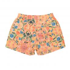 FLORANGE Mid-Length Swim Shorts