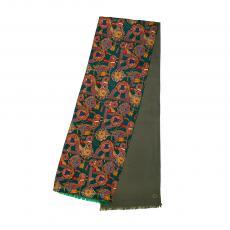 OLIVO Pure Vintage Silk Scarf