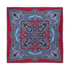 SUGAR RIPASSO Pure Silk Handkerchief