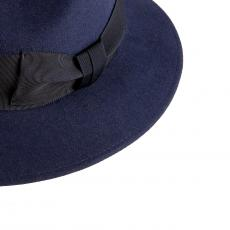 TASSO Blue Felt Hat