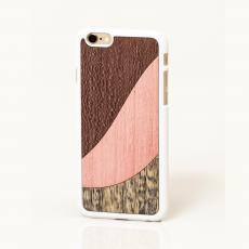 IPHONE CASE 6/6S Patchwork Pink