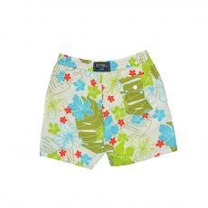 HAWAII Mid-Length Swim Shorts