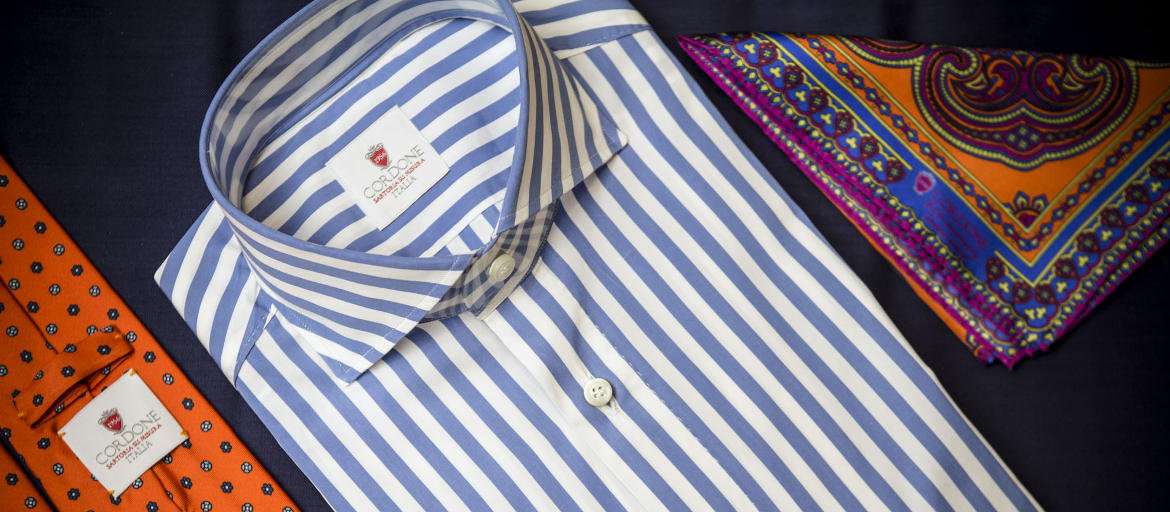 the latest 8b872 a045f CORDONE 1956 Shirts CORDONE Camicie | SHOP ONLINE | Finaest