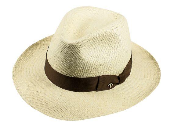 24d63acef7 PANIZZA Panama Viviana Volpicella Cappello Hat | ACQUISTA ONLINE |  Finaest.com
