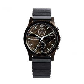 CASSINI 412 Black Sandalwood Unisex Watch