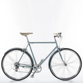 SVELTINA Men Pastel Grey 9 Speed