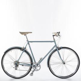 SVELTINA Men Pastel Grey 9 Speed