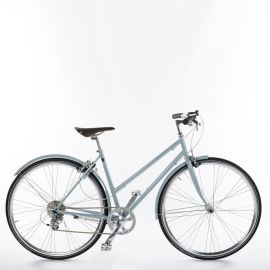 SVELTINA Women Pastel Grey 9 Speed
