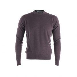 GLENN Wool&Cashmere Round-Neck Pullover