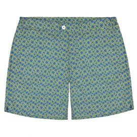 COAST SOCIETY PORFIRIO Aegean Blue Swimshort