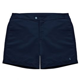COAST SOCIETY PORFIRIO Black Navy Swimshort