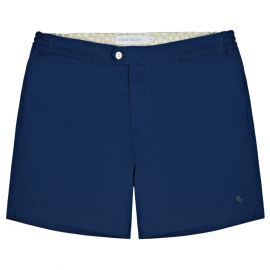 COAST SOCIETY PORFIRIO Navy Blue Swimshort
