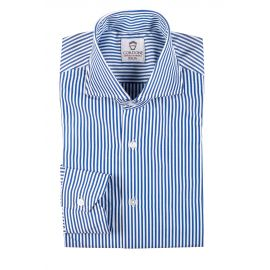 DANDY Blue Stripes Cotton Shirt