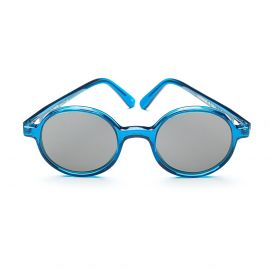 REUNION Blue Azure Frame with Grey Lenses