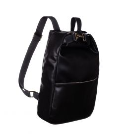 MANTICO Zayn8 Black Nappa Backpack