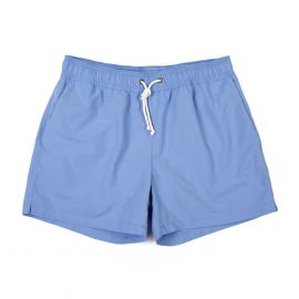 RIPA RIPA Cielo Light Blue Brushed-Canvas Swim Shorts