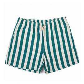 RIPA RIPA Paraggi Green Printed Swim Shorts
