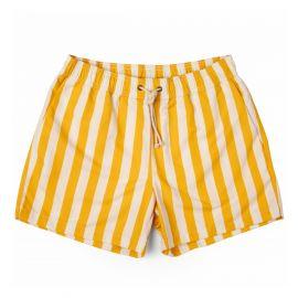 RIPA RIPA Paraggi Yellow Printed Swim Shorts