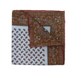 ACACIA SOAVE Pure Silk Handkerchief