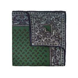 LEMON SOAVE Pure Silk Handkerchief