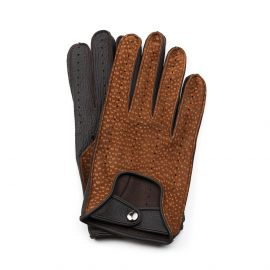 Sienna Leather Driving Gloves