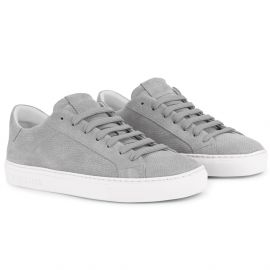 STONE Grey Low Top Sneakers
